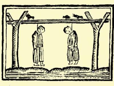 Nyilvános akasztás, avagy Sobri Jóska színre lép (Vásári Vérfürdő)